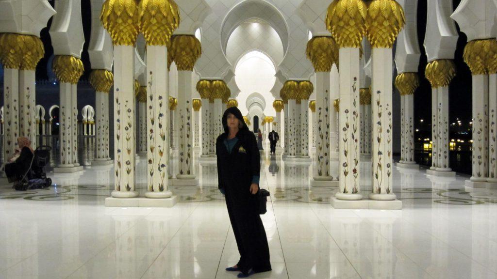 Sheikh Zayed Nagymecset